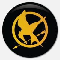 Placka Hunger Games