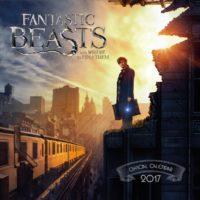 Kalendář Fantastic Beasts 2017