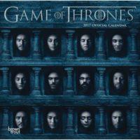 Kalendář Game of Thrones 2017