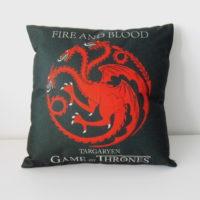 Povlak na polštář Targaryen