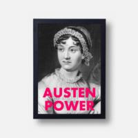 Plakát Austen Power