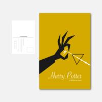 Pohlednice Harry Potter a Relikvie smrti