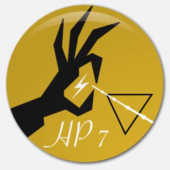 Placka Harry Potter a Relikvie smrti