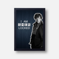 Plakát I Am Sherlocked