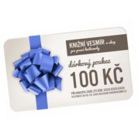 Dárkový poukaz na 100 Kč
