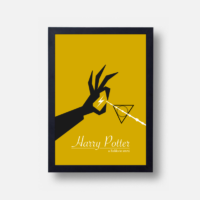 Plakát Harry Potter a Relikvie smrti