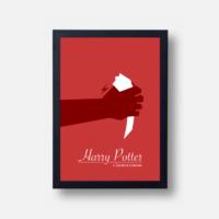 Plakát Harry Potter a Tajemná komnata