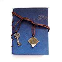 Zápisník Memories modrý