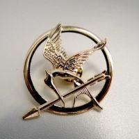 Odznak Mockingjay