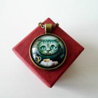 Přívěsek Chesire Cat