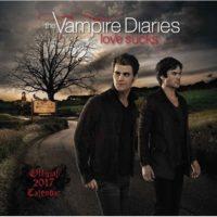 Kalendář Vampire Diaries 2017