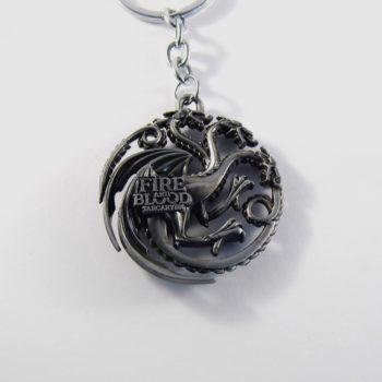 Přívěsek na klíče Targaryen