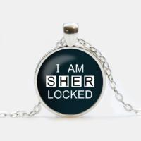 Přívěsek I am Sherlocked