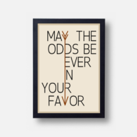 Plakát Hunger Games