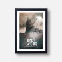 Plakát King's Landing