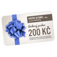 Dárkový poukaz na 200 Kč