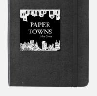 Nálepka Paper Towns