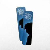 Záložka I Believe in Sherlock Holmes