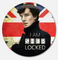 Placka I am Sherlocked 2